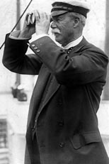 Sir Thomas Lipton, July 1920