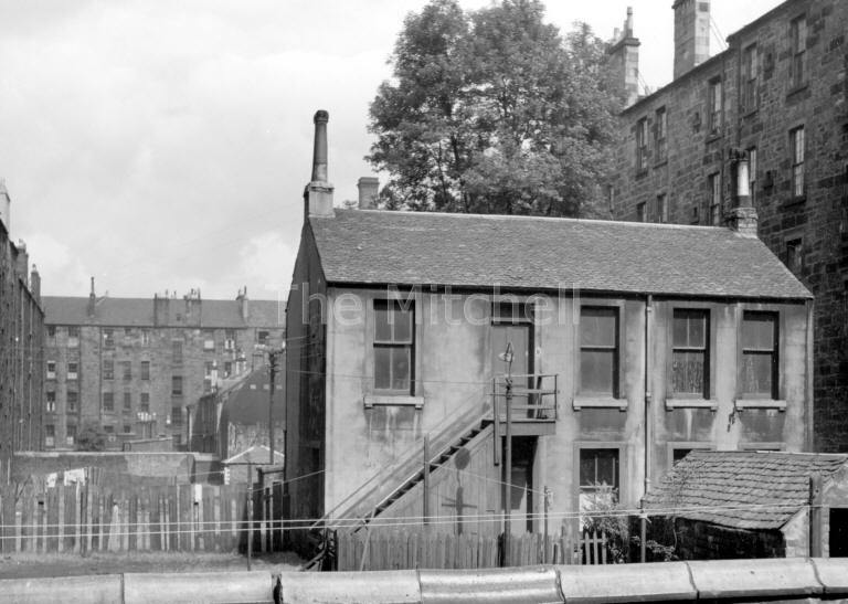 40 Woodlands Road, photographed in 1960.